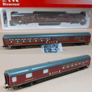 HR4015 DSG Speisewagen DB rot